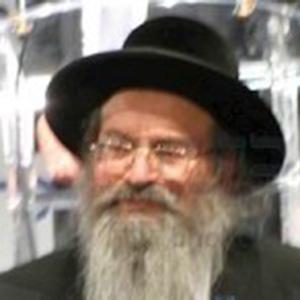 Rav Yits'hak Katz chlita