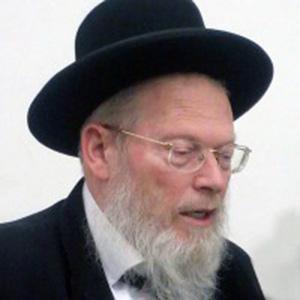 Rav Israël Ganz chlita